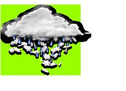 Mélange pluie et neige